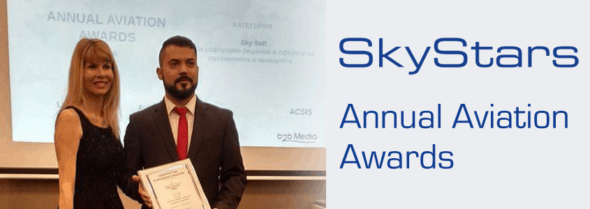 ACSIS wins 2 Sky Stars Awards