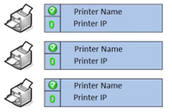 Hosting Monitoring Printer