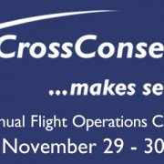 CrossConsense at Flight Ops Conference in London