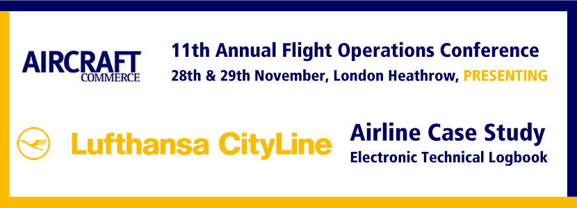 CrossConsense on The Flight Operations Conference in London