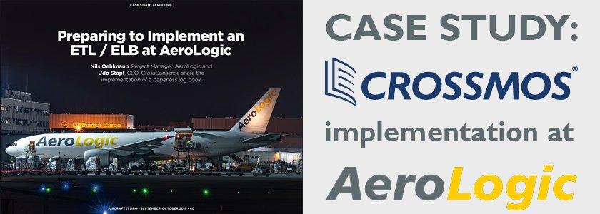 AeroLogic case study about CROSSMOS implementation