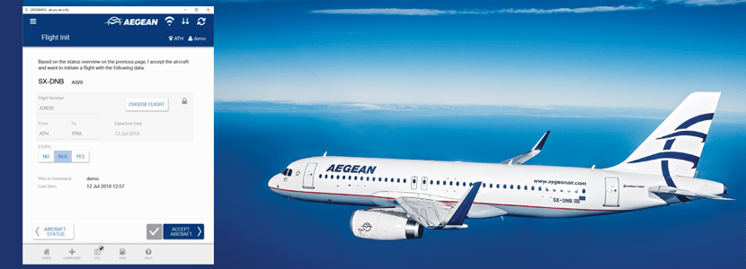 Aegean Airlines and Olympic Air go CROSSMOS