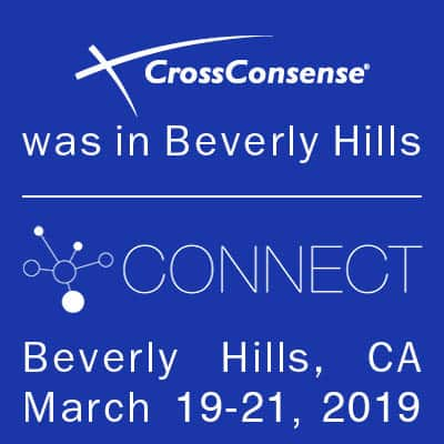 CrossConsense at Connect 2019