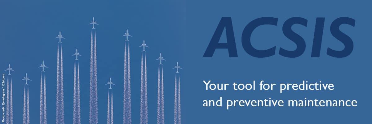 ACSIS Predictive Maintenance and Preventive Maintenance